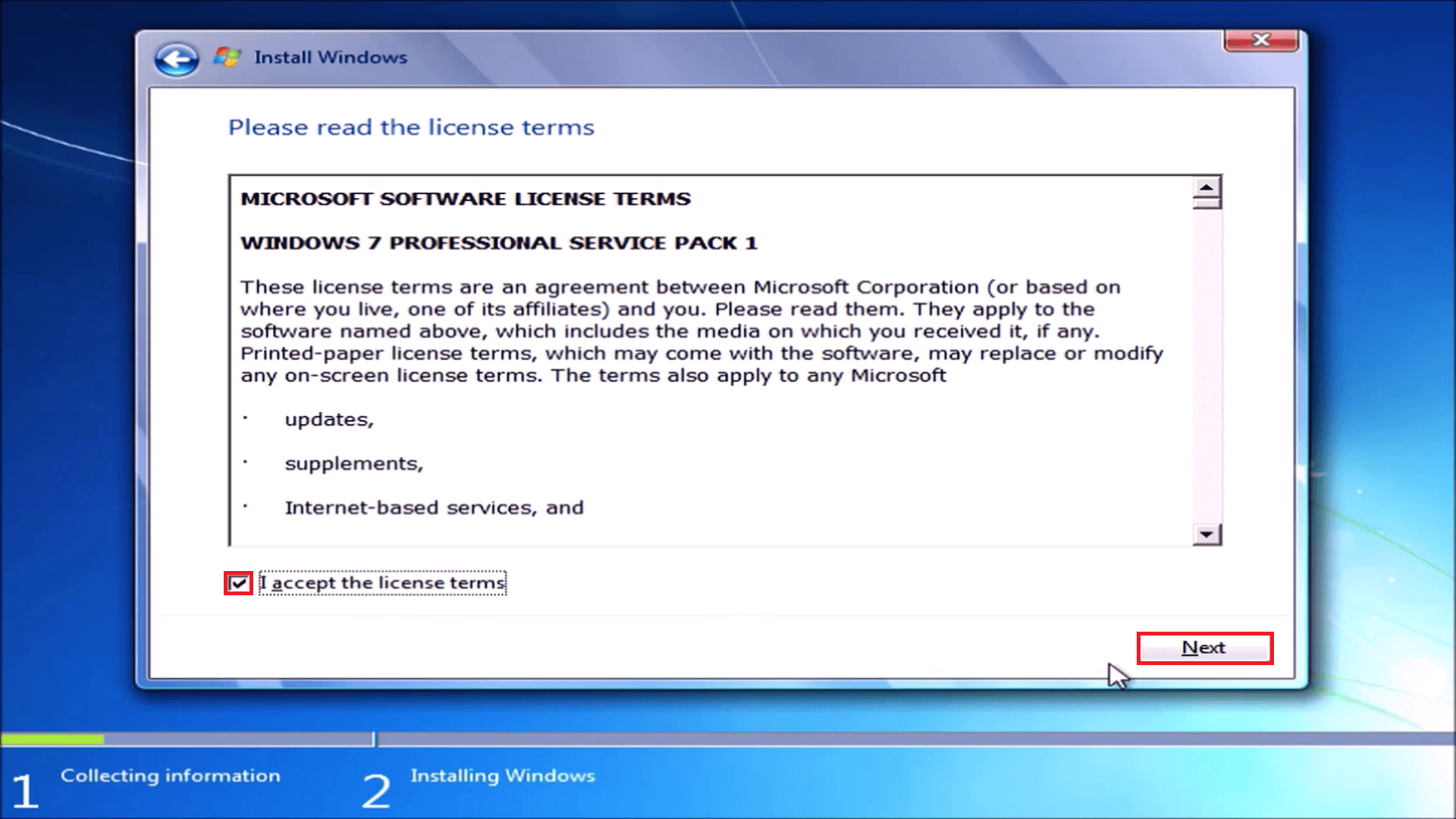 seans windows 7 installation guide