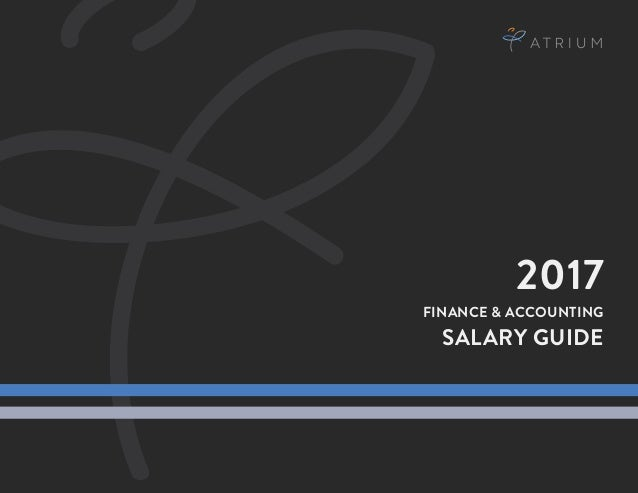 hays finance salary guide 2017