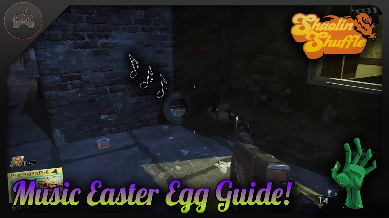 iw zombies easter egg guide