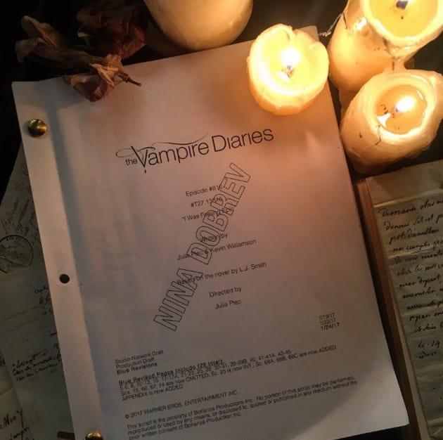 pilot transcript the vampire diaries episode guide