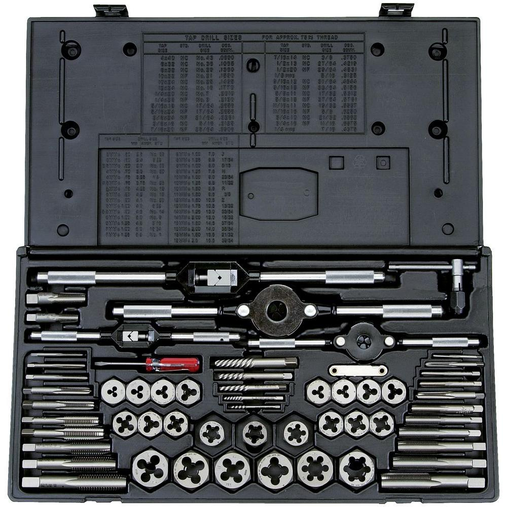 tap and die set guide
