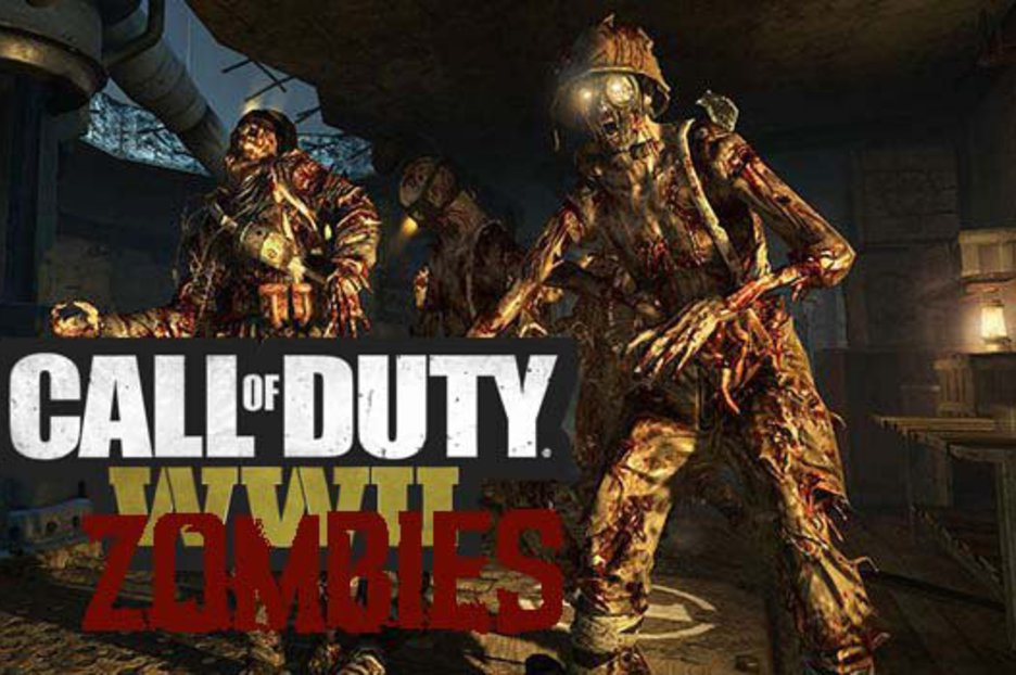 cod ww2 zombies guide solo
