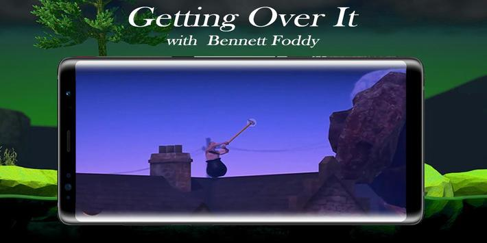 getting over it guide game