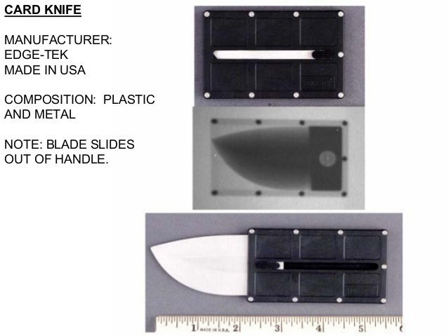 federal bureau of investigation guide to concealable weapons 2003