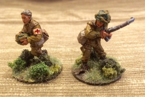 28mm us airborne painting guide