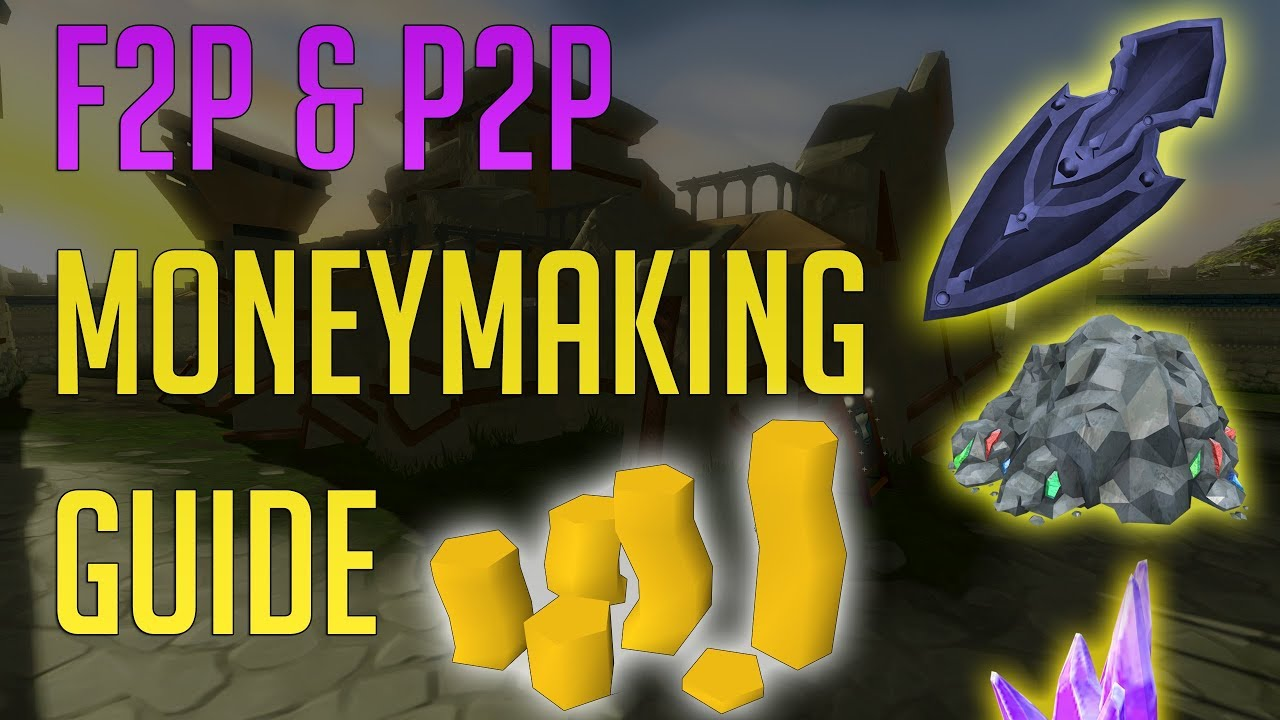 rs3 money making guide f2p