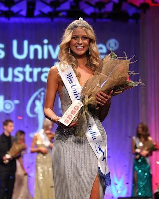 miss universe tv guide australia