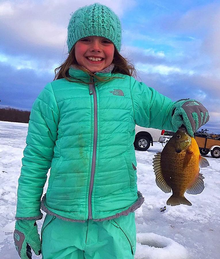 guided ice fishing trips minnesota