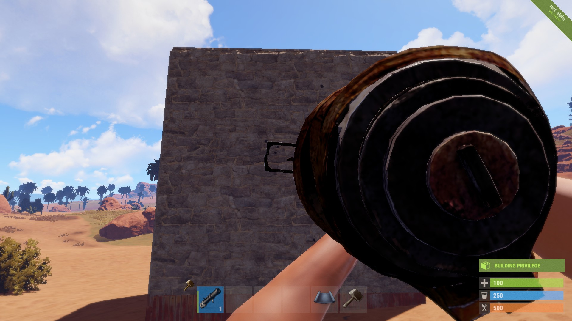 rust guide to preventing raids