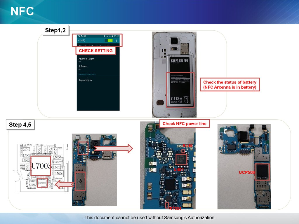 samsung s5 repair picture guide