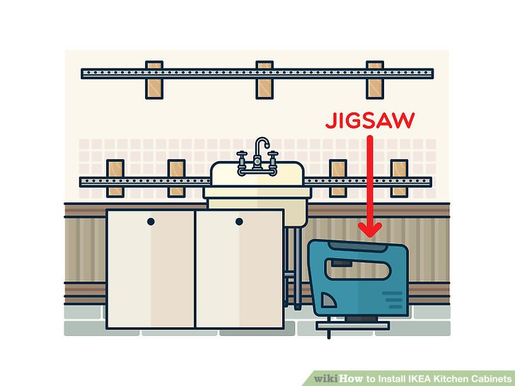 ikea kitchen installation guide 110mm