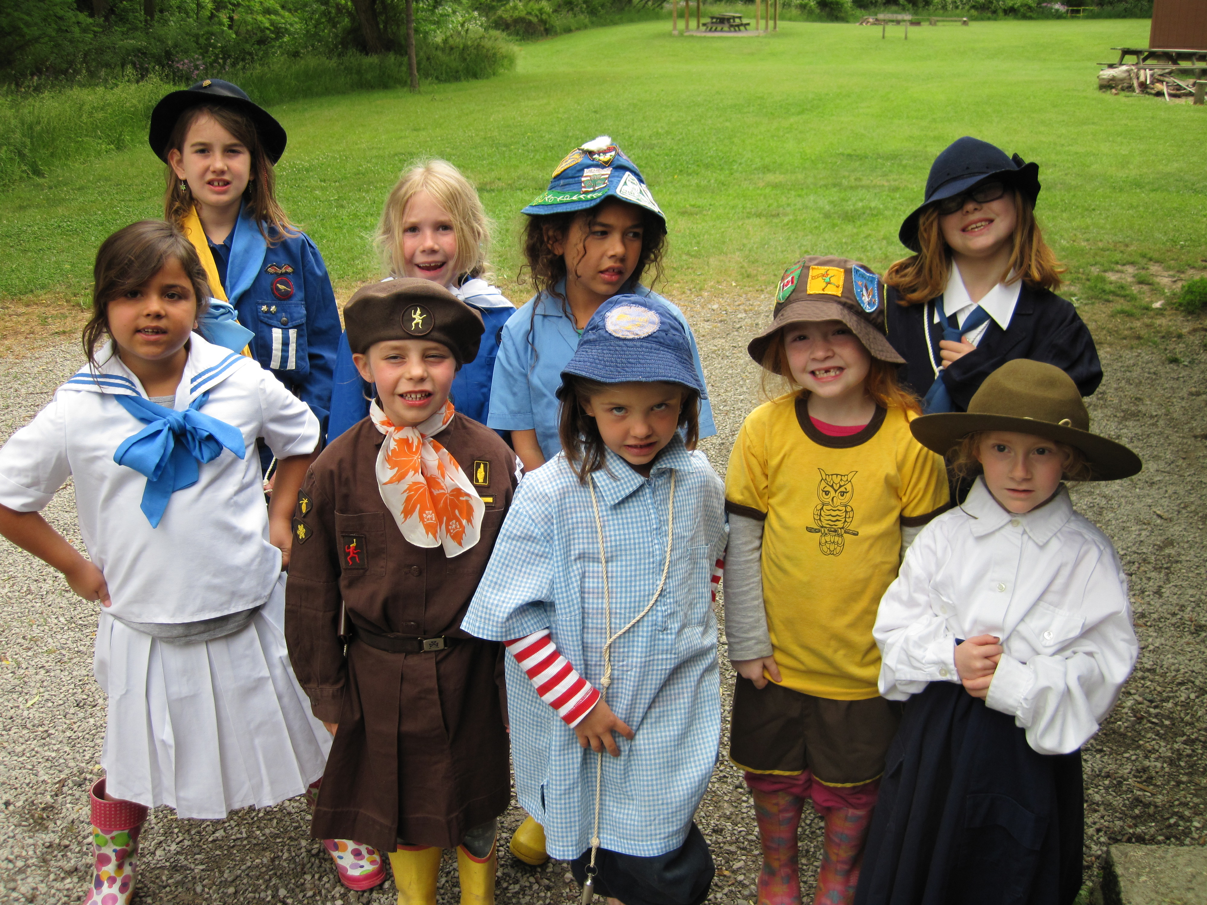 facts about girl guides of canada