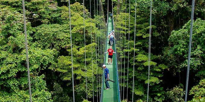 all inclusive guided tours costa rica