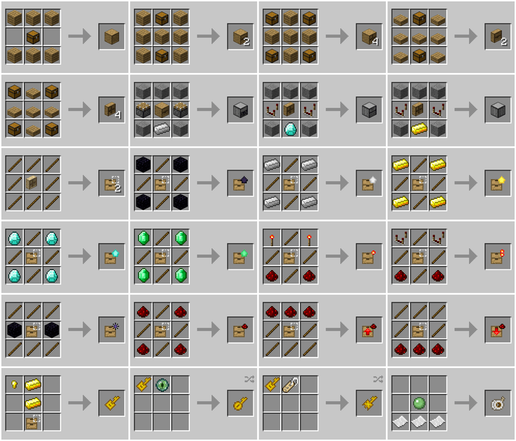 tinkerer construction minecraft crafting guide