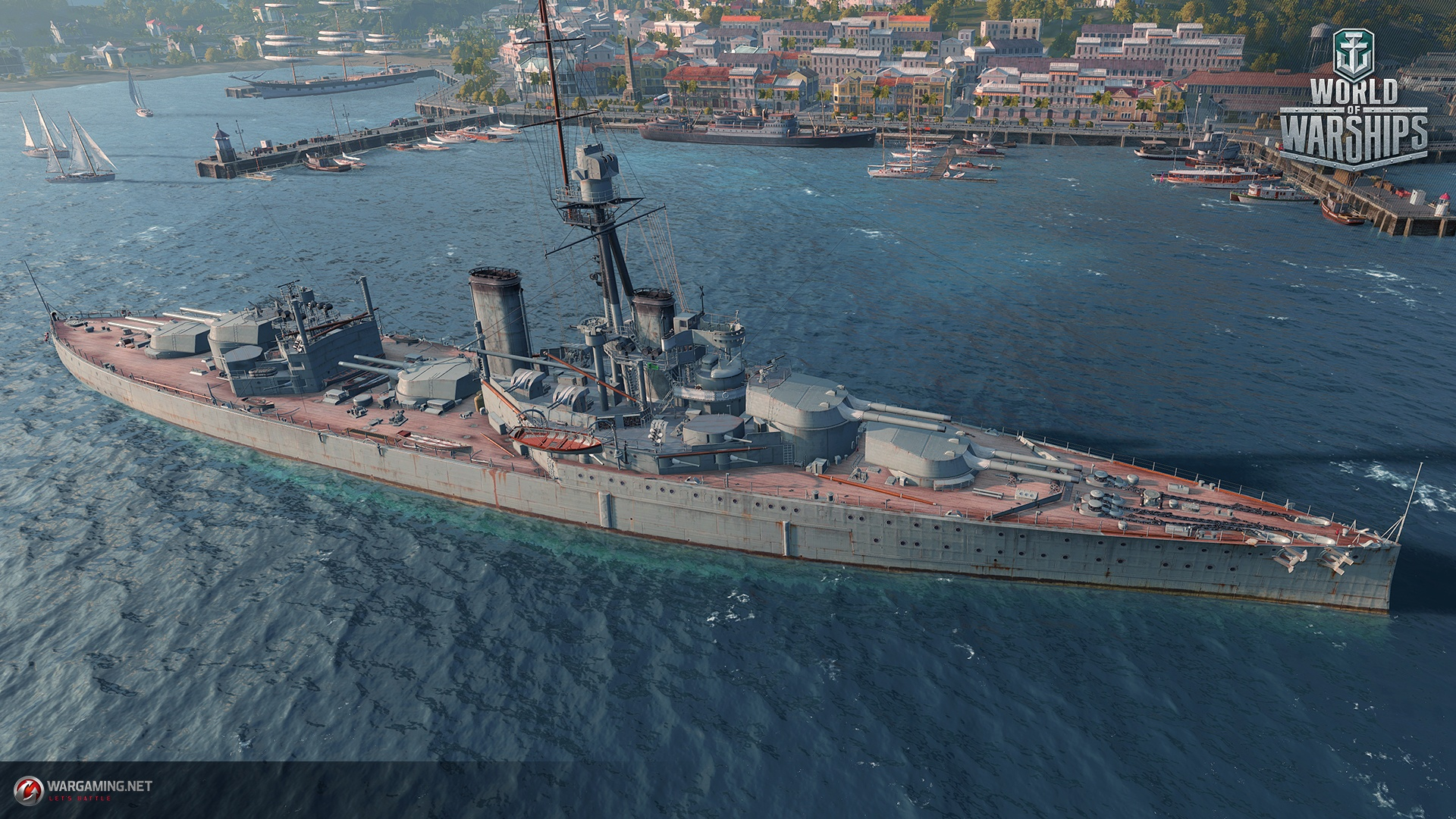 world of warships armour guide