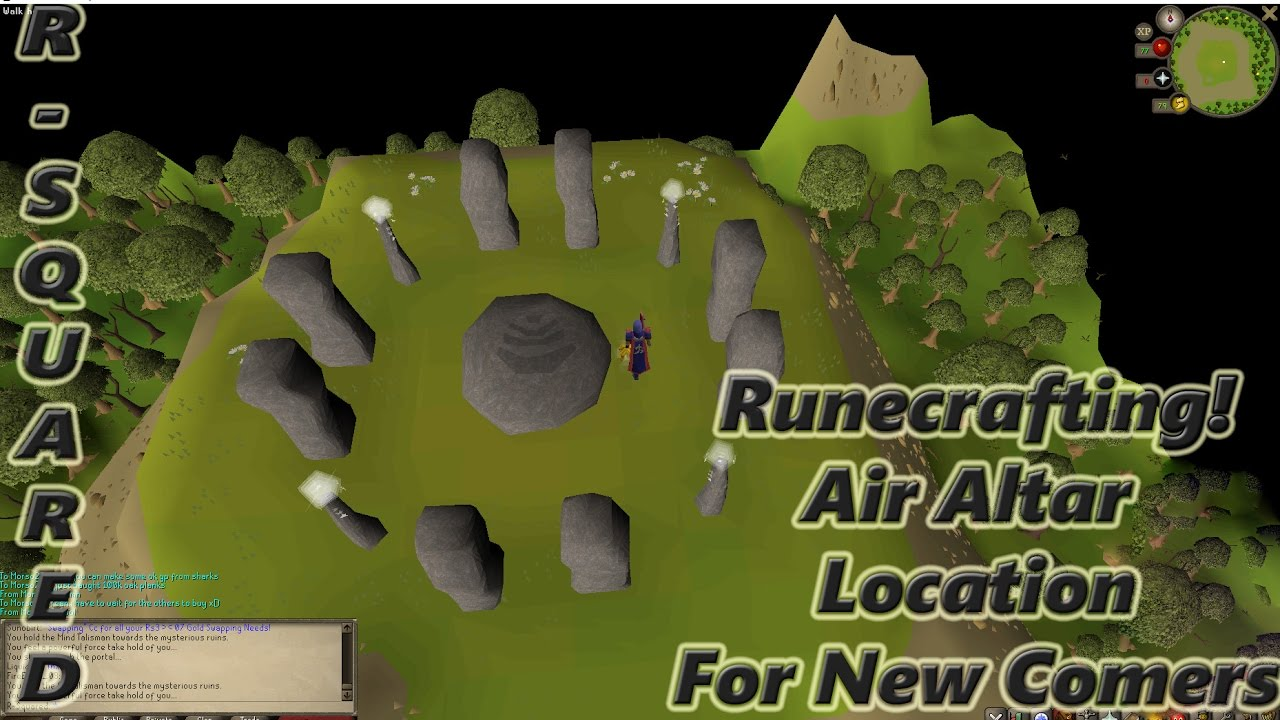 rune mysteries osrs quick guide