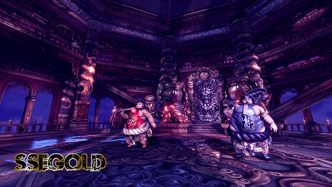 blade and soul naryu sanctum basic guide