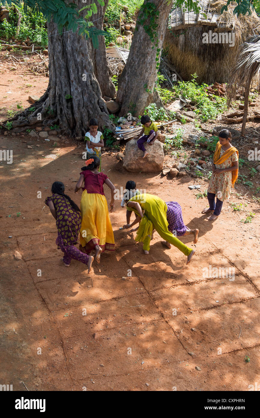 girl guide games from india