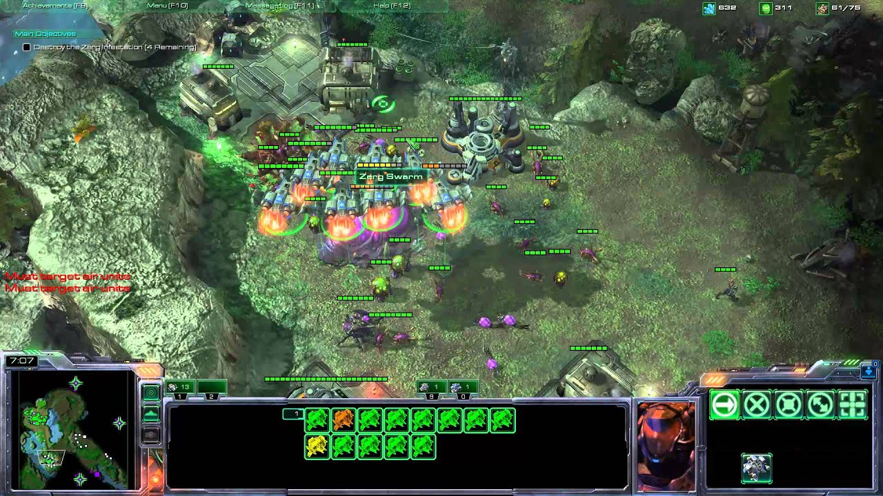 heavens fall guide starcraft 2