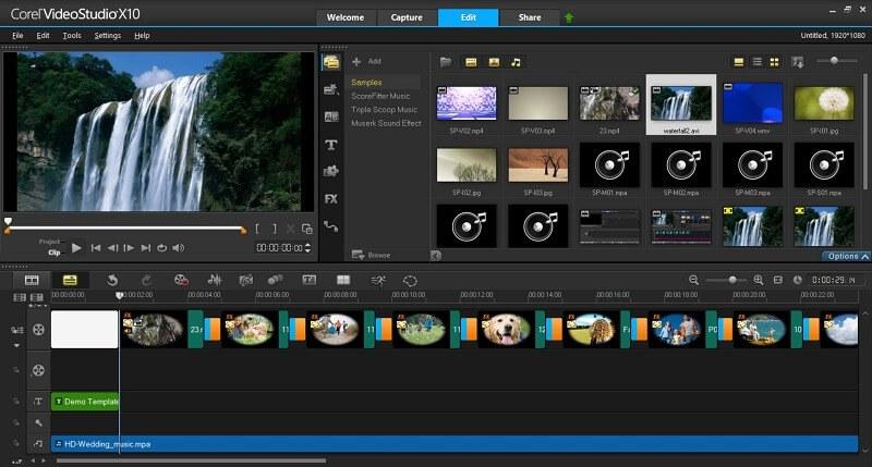 corel video studio x10 user guide