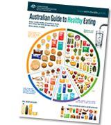 australian guide to healthy eating teacher