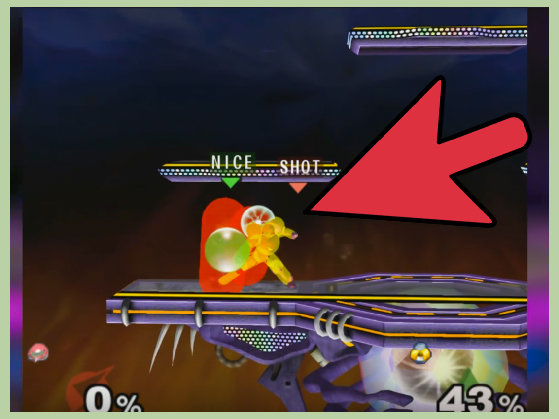 super smash bros 4 samus guide