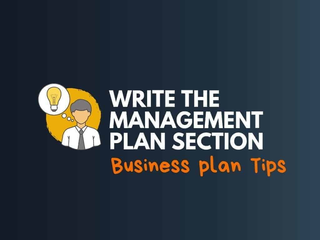 guide to creating your business plan