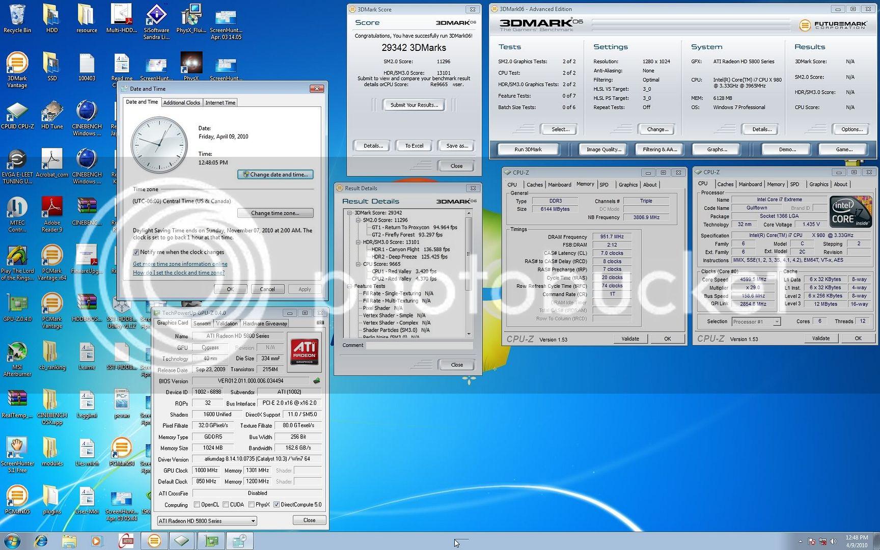 intel i7 980x overclocking guide