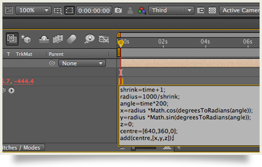 after effects expression quick guide