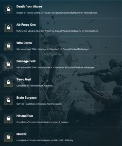 rainbow siz vegas achievement guide