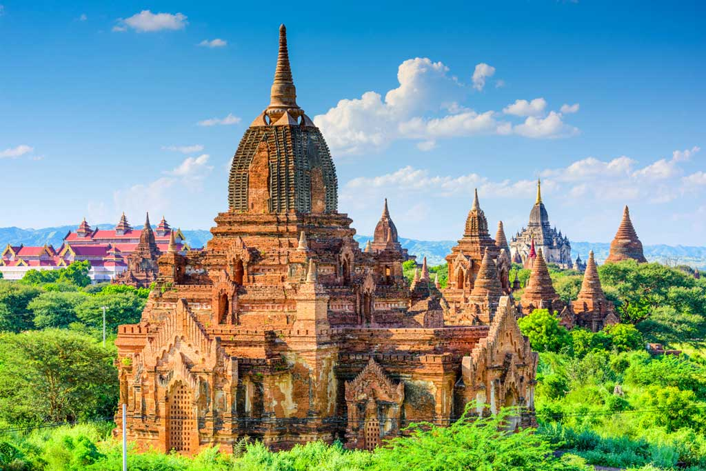 best guide book for myanmar