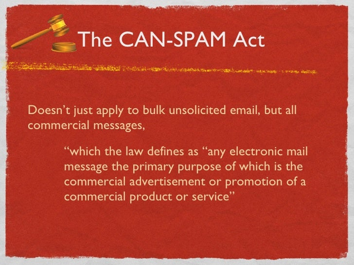 can spam act compliance guide business