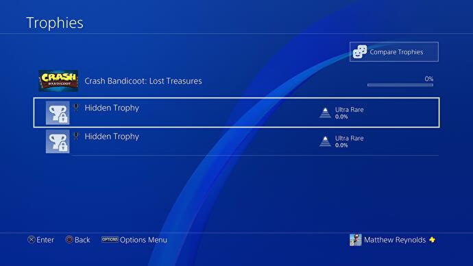 crash bandicoot n sane trophy guide