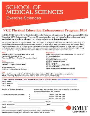health and pe unit vce guide
