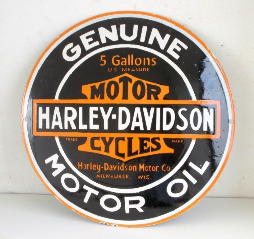 vintage harley davidson value guide