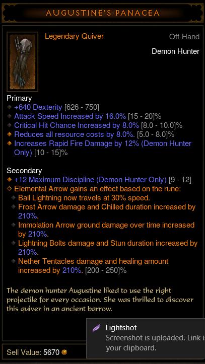 demon hunter season 8 hardcore levelling guide