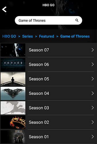 game fo thrones episode guide