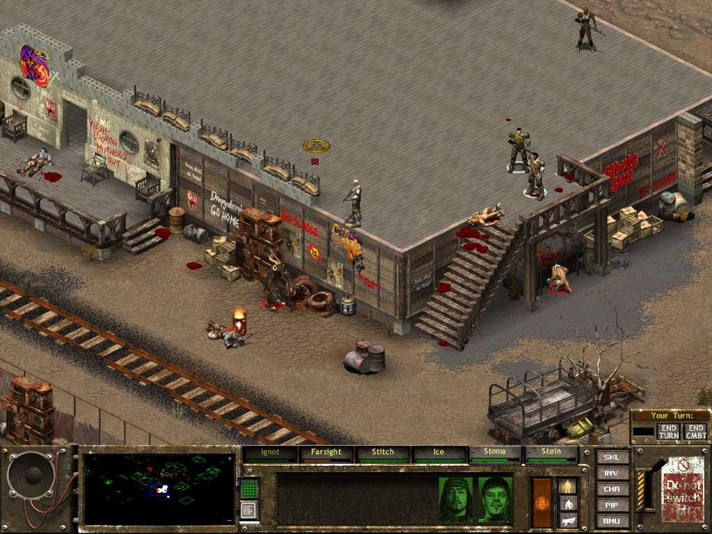 fallout tactics brotherhood of steel guide