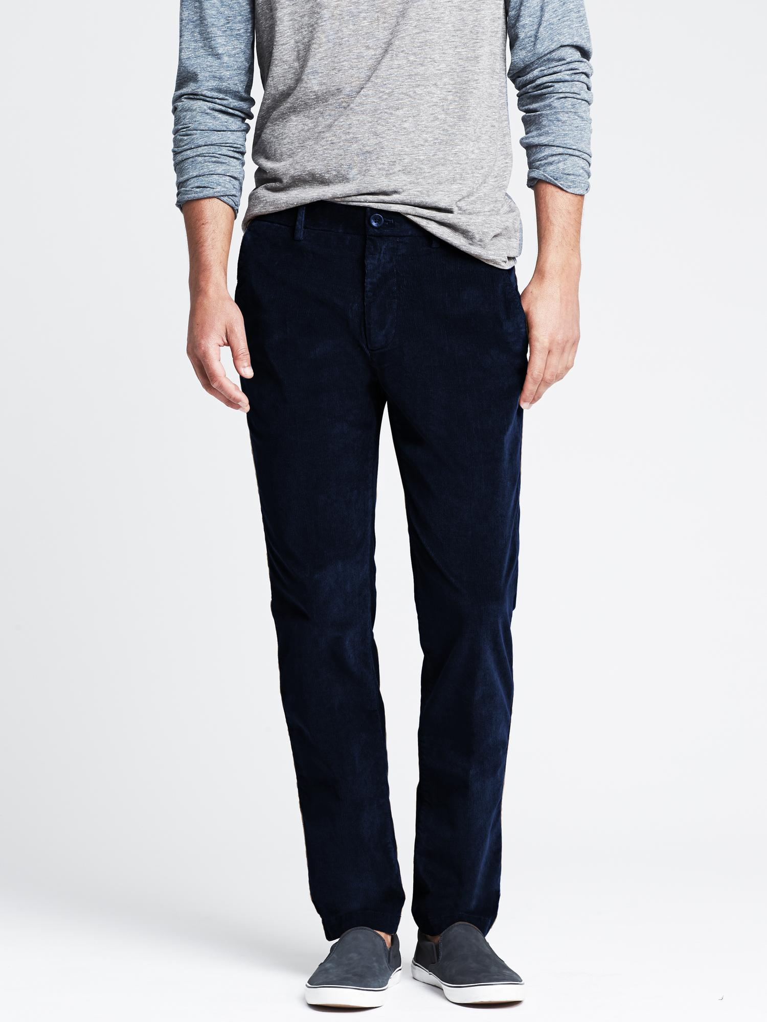 banana republic jean fit guide