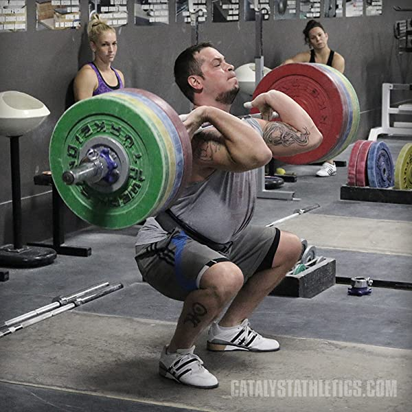 greg everett olympic weightlifting a complete guide australia