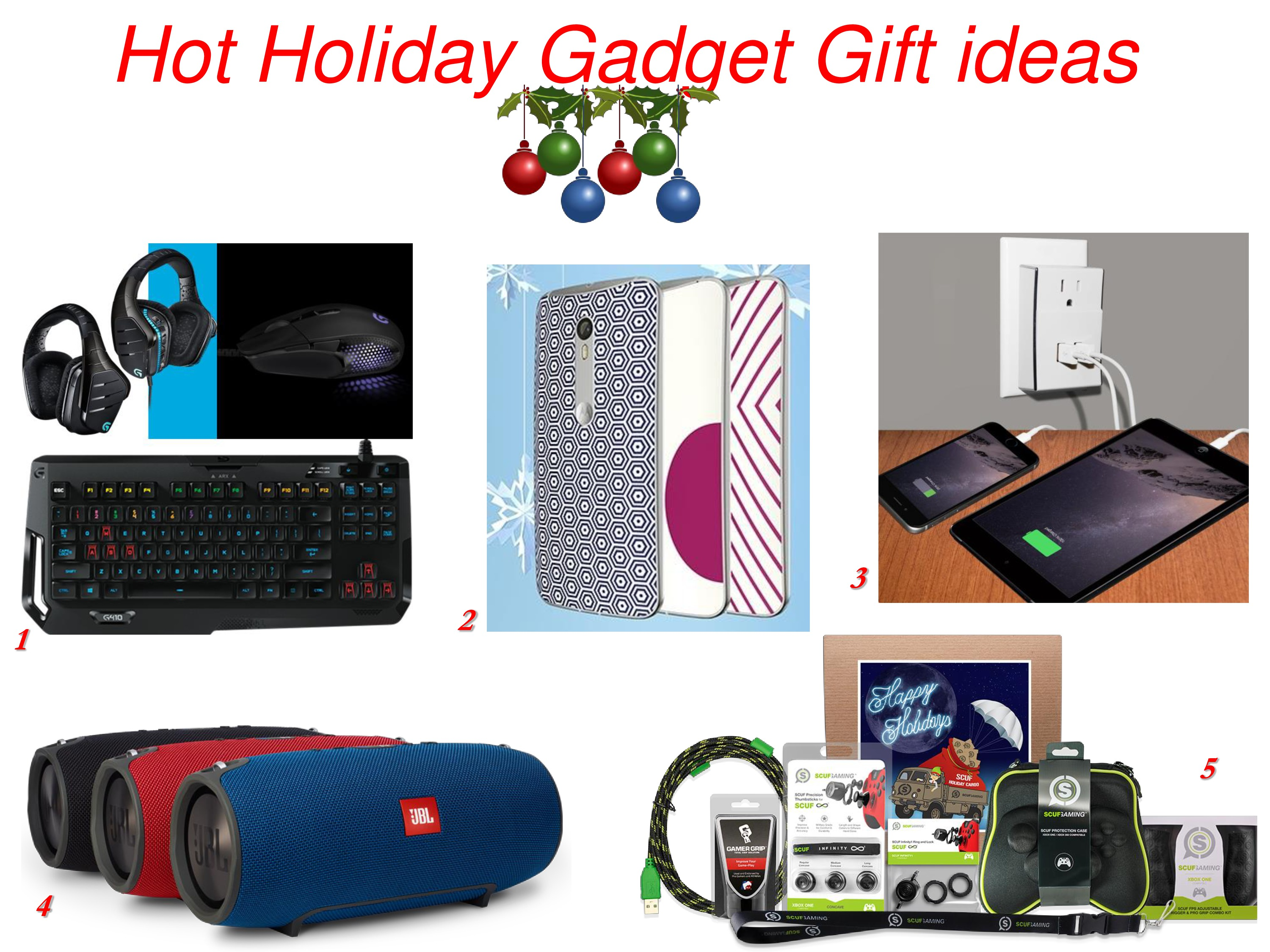 holiday gift guide 2015 tech