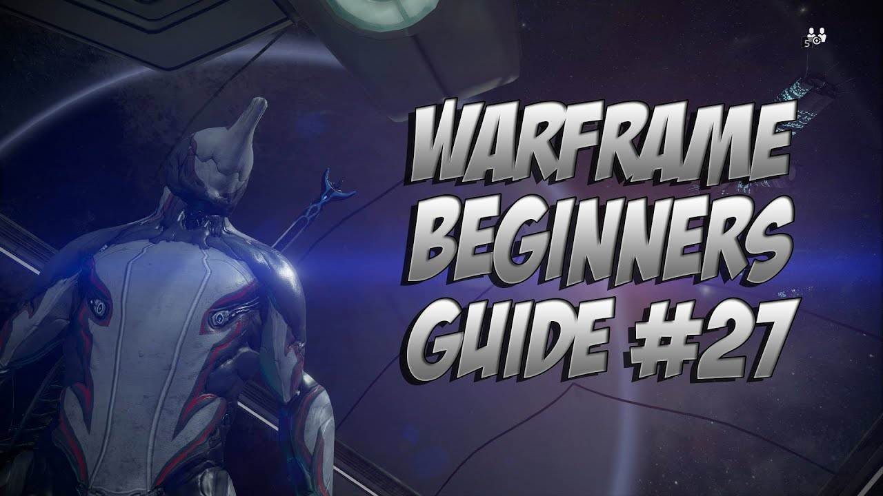 iflynn warframe ultimate beginners guide video