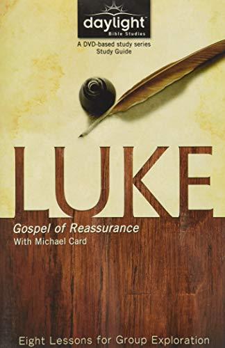 luke the gospel of mercy study guide