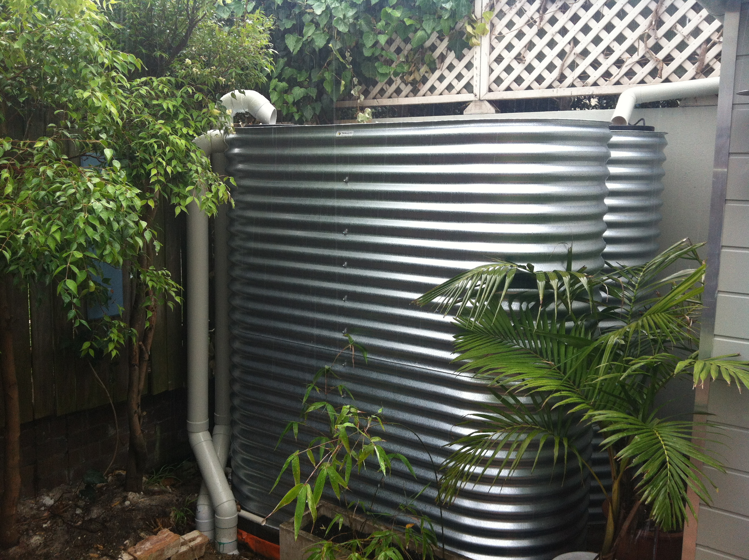 rainwater tank installation guide nsw
