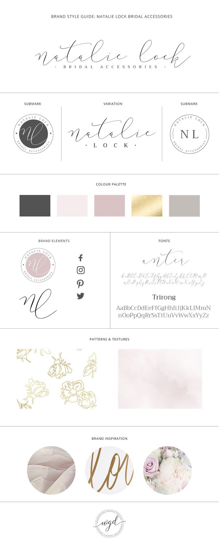 style guide color scheme powerpoint