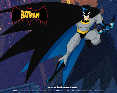 the batman cartoon episode guide