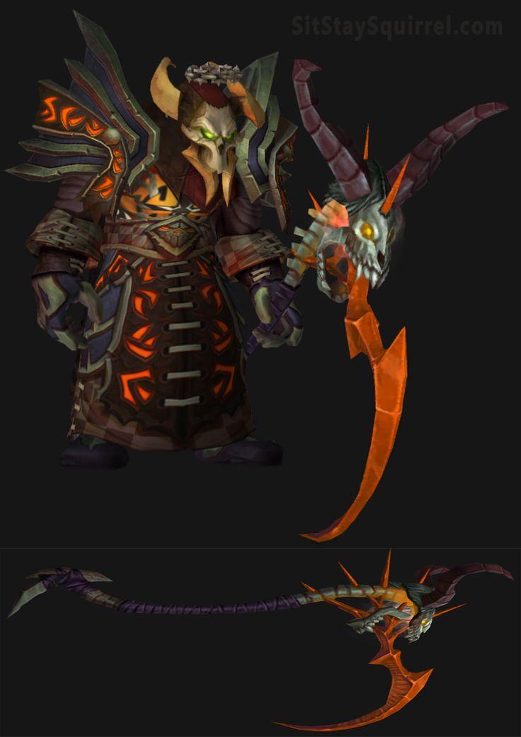 warlock guide wow legion affliction